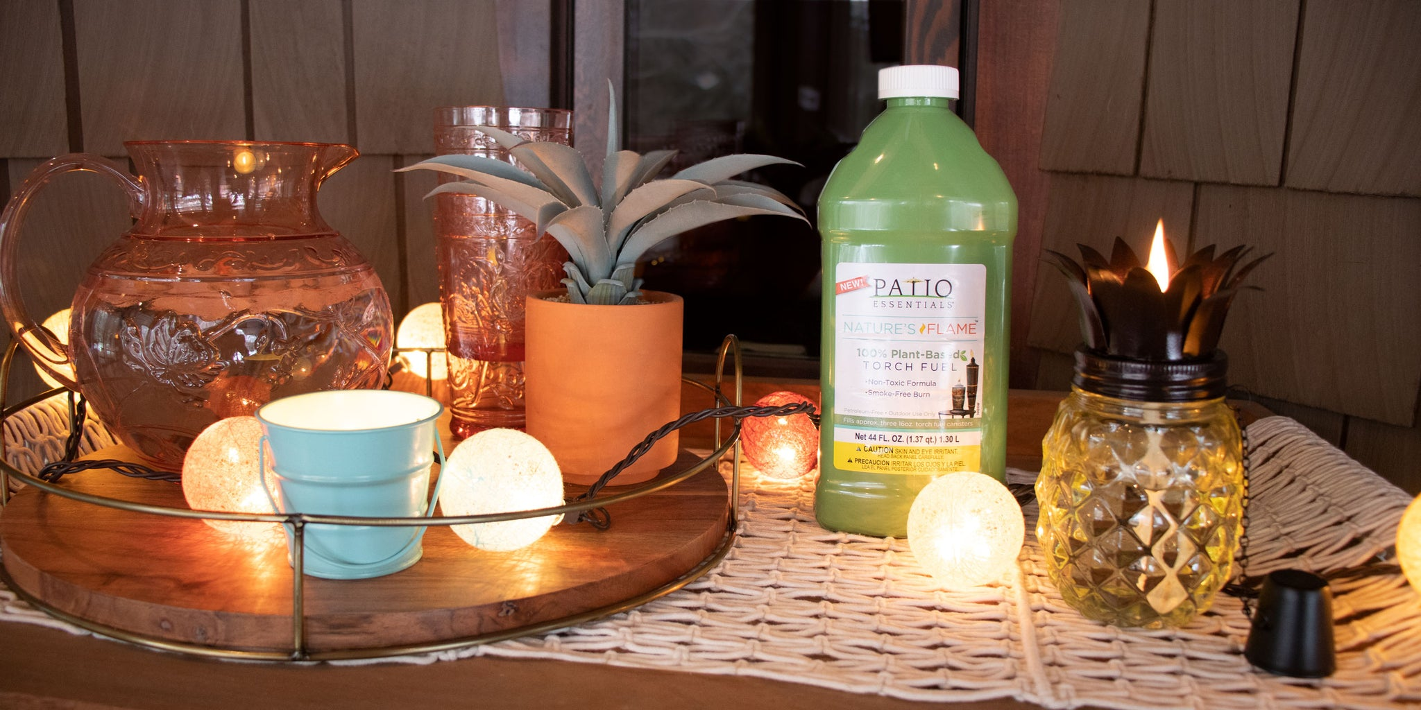 A Comparison of Patio Essentials' Torch Fuels | Patio Essentials