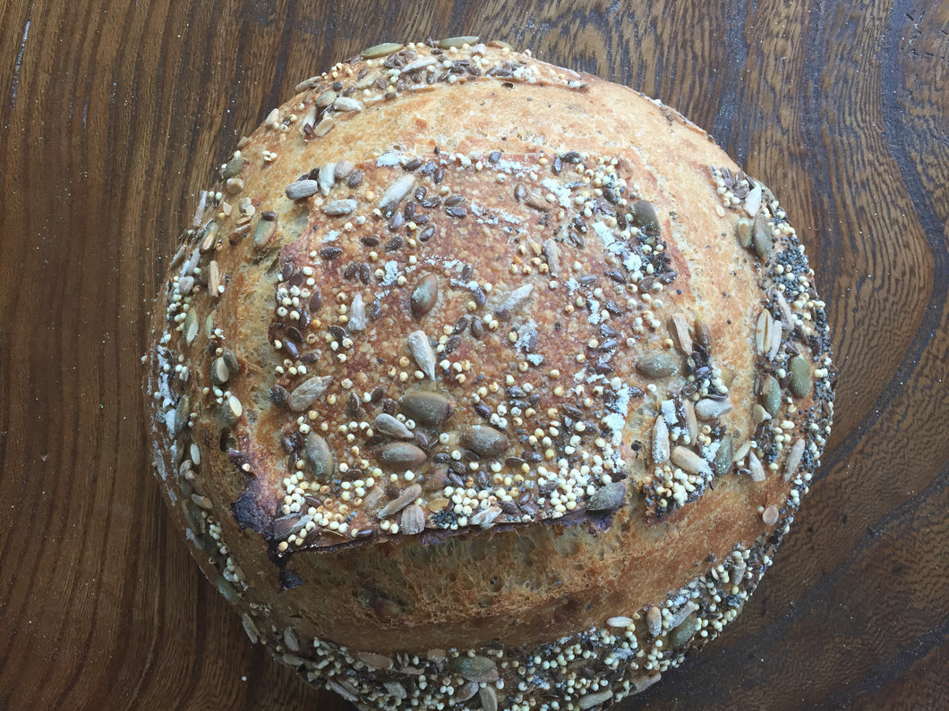 Multiseed Sourdough (Tue)