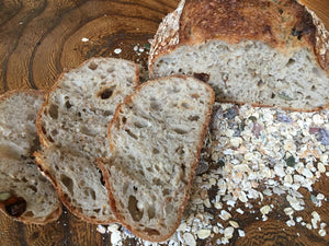*NEW* The Muesli sourdough