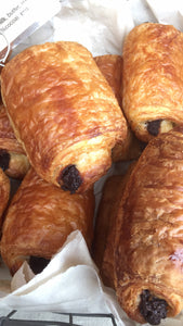 Pain au chocolat (Browns Saturday)