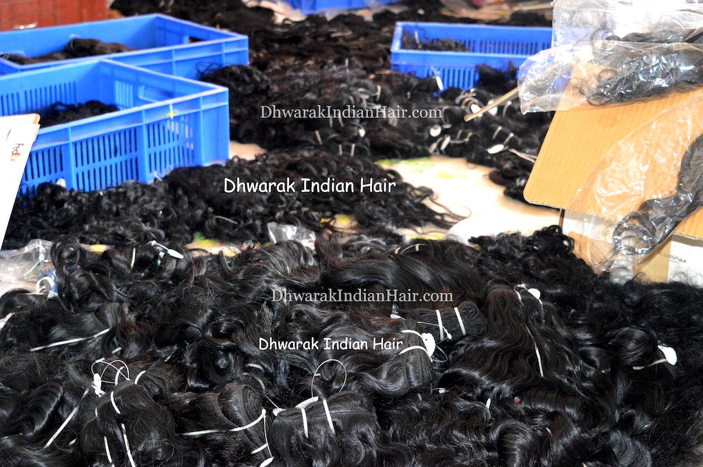 Raw Indian Hair Vendor Wholesale Hair Bundles Weaves
