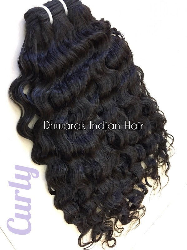 Dhwarak_Indian_Hair_Factory_India_Wholesale_Curly_Bundles_Human_Hair_Raw_Unprocessed