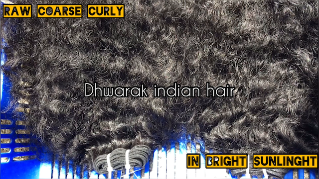 Raw-Unprocessed-Dhwarak-SouthIndian_Temple_Hair-Coarse-Currly-Afro-American-1