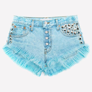 Skyy Denim Shorts