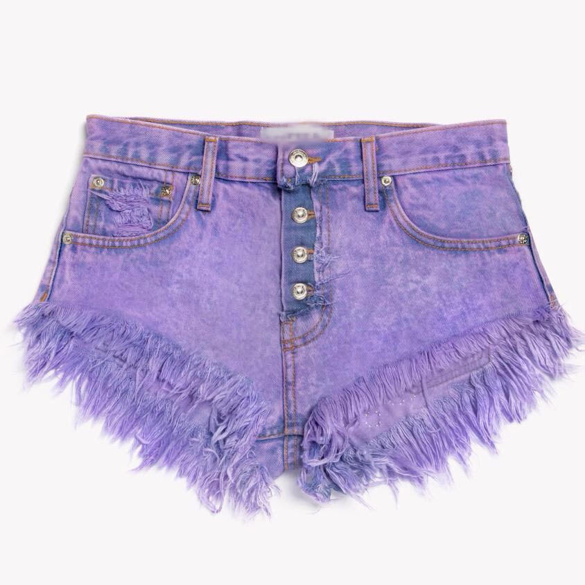 Purple Passion Cut Offs