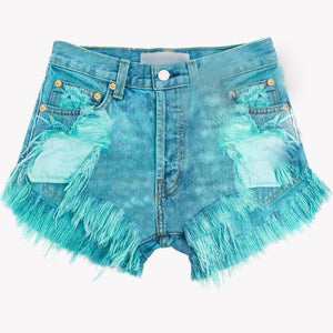 Ally Denim Shorts