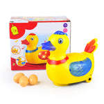 <b>Hot Sale Today <br>50% DISCOUNT!</b><br>Dancing Lays Eggs toys