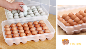 (45% OFF TODAY) Stackable creative egg storage box