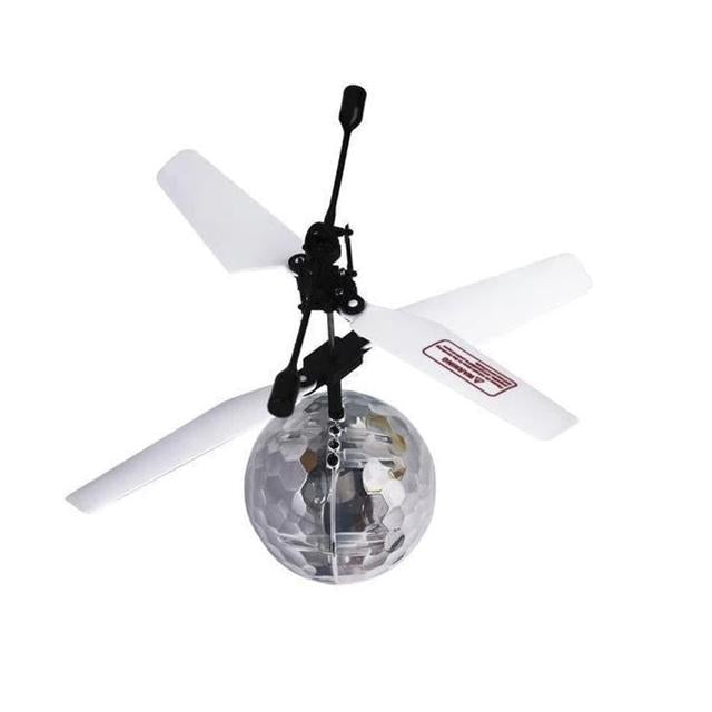 LED Magic Flying Ball--Buy 2 Free Shipping