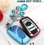 2019 New Fashion Quicksand car key protection case