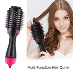 2 IN ONE-STEP HAIR DRYER & VOLUMIZER — Last day promotion 77% OFF