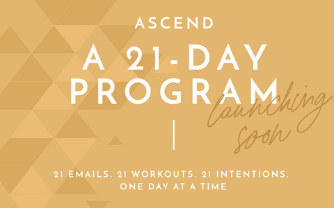 Ascend 21-Day FitStart
