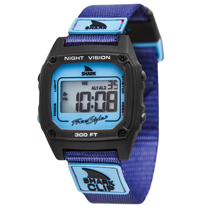 Freestyle Shark Classic Clip Purple & Gunmetal Watch - 10019183