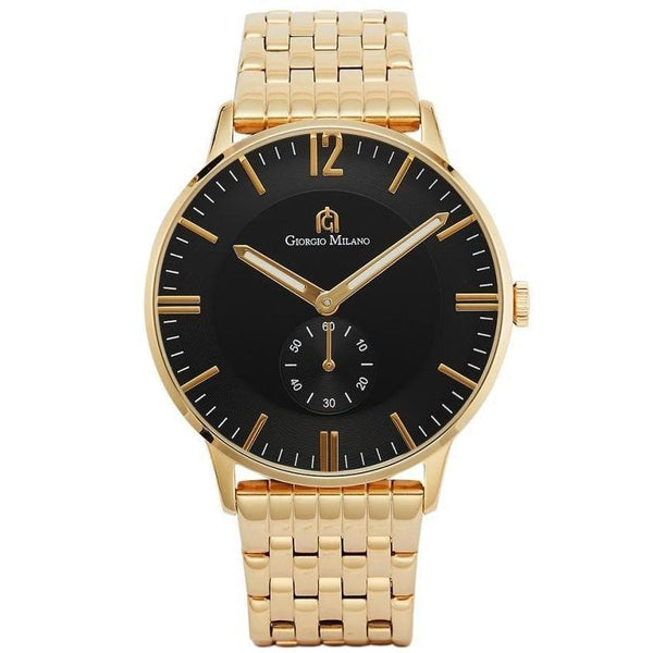 Giorgio Milano Gold Stainless Steel Men's Watch - 209SG3