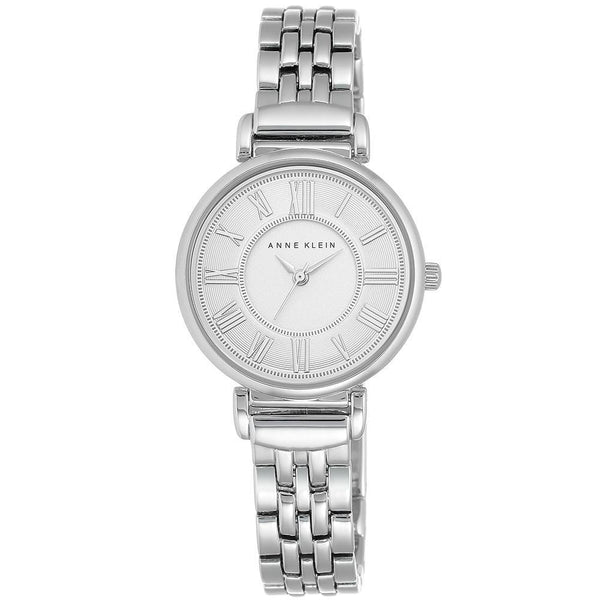 Anne Klein Silver Stainless Steel Ladies Watch - AK2159SVSV
