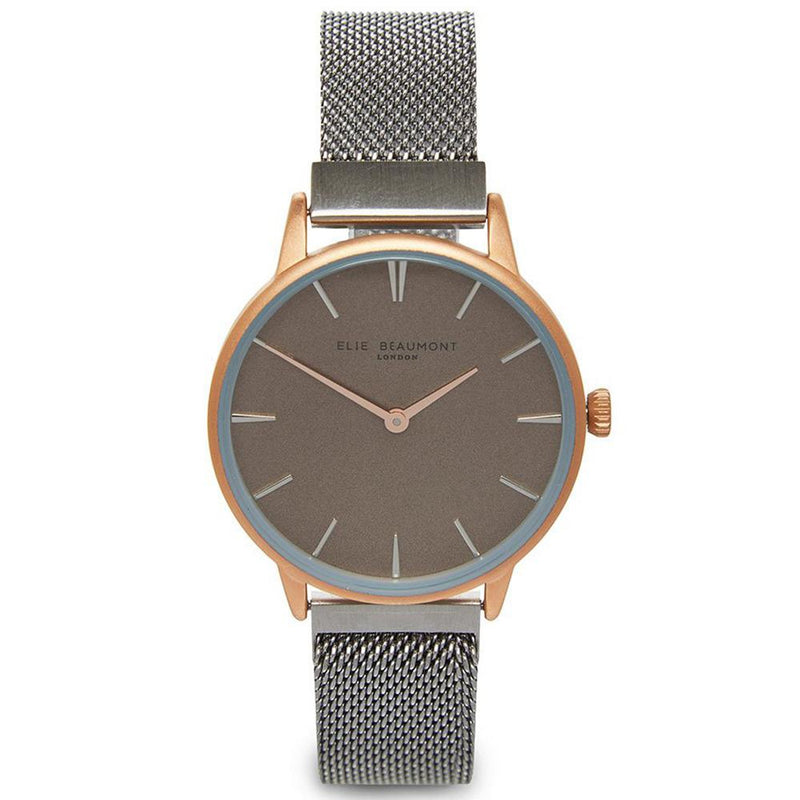 Elie Beaumont Holborn Magnetic Rose Gold/Silver Ladies Watch - EB820.3