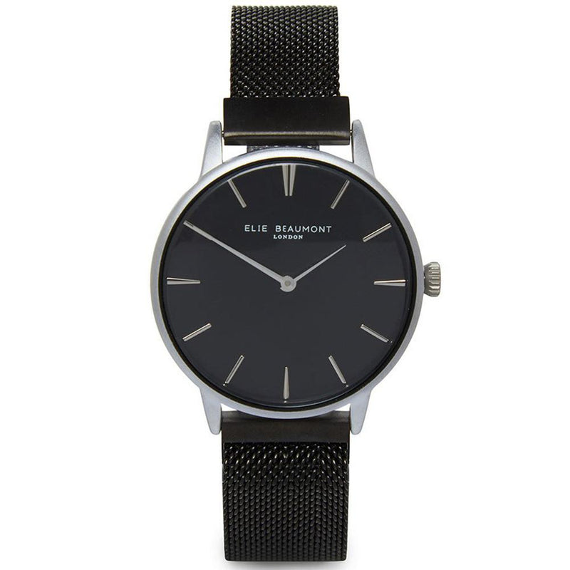 Elie Beaumont Holborn Magnetic Black Ladies Watch - EB820.4