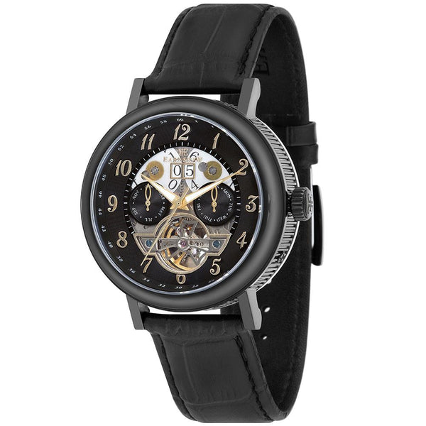 Earnshaw Beaufort Multi Automatic Men's Watch - ES-8083-04