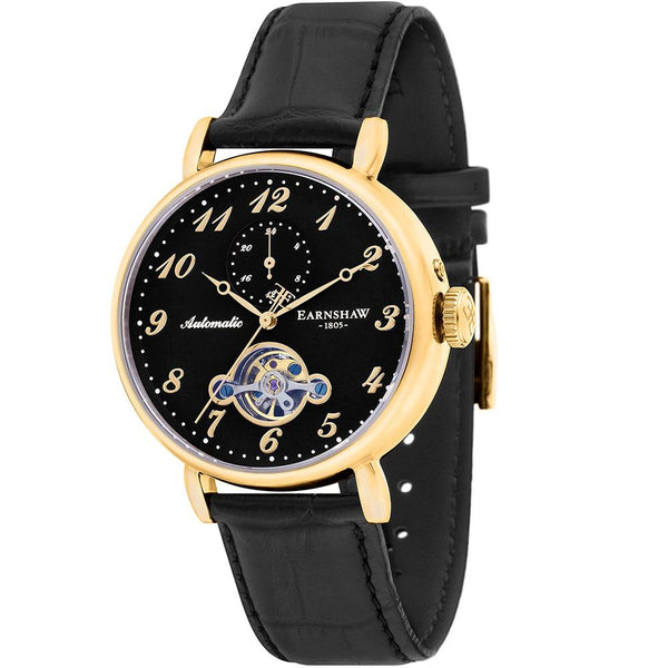 Earnshaw Grand Legacy Automatic Men's Watch - ES-8088-04