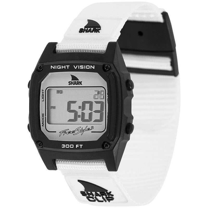 Freestyle Shark Classic Monochrome Watch - FS101011
