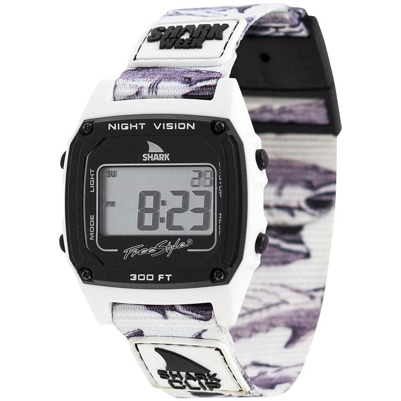 Freestyle Shark Classic Shark Week Great White Watch - FS101032