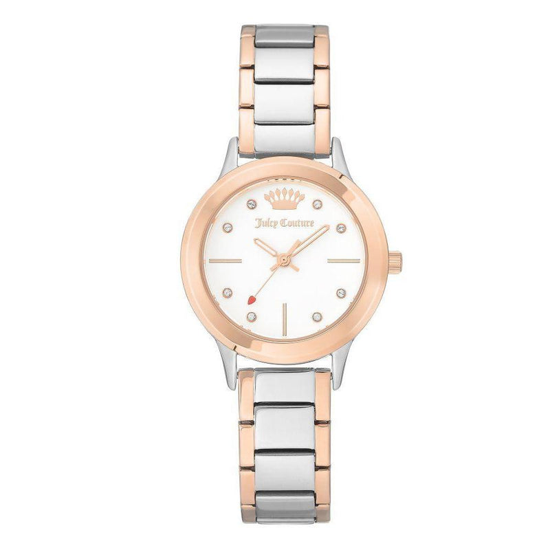 Juicy Couture Two-Tone Bracelet Ladies Watch - JC1051WTRT