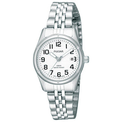 Pulsar Sports Stainless Steel Ladies Watch -  PH7337X