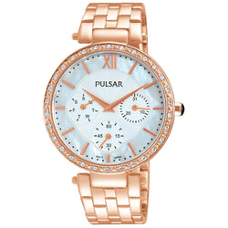 Pulsar Dress Stainless Steel Ladies Watch -  PP6214X