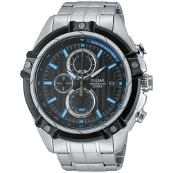 Pulsar Supercars Stainless Steel Men's Watch -  PV6003X