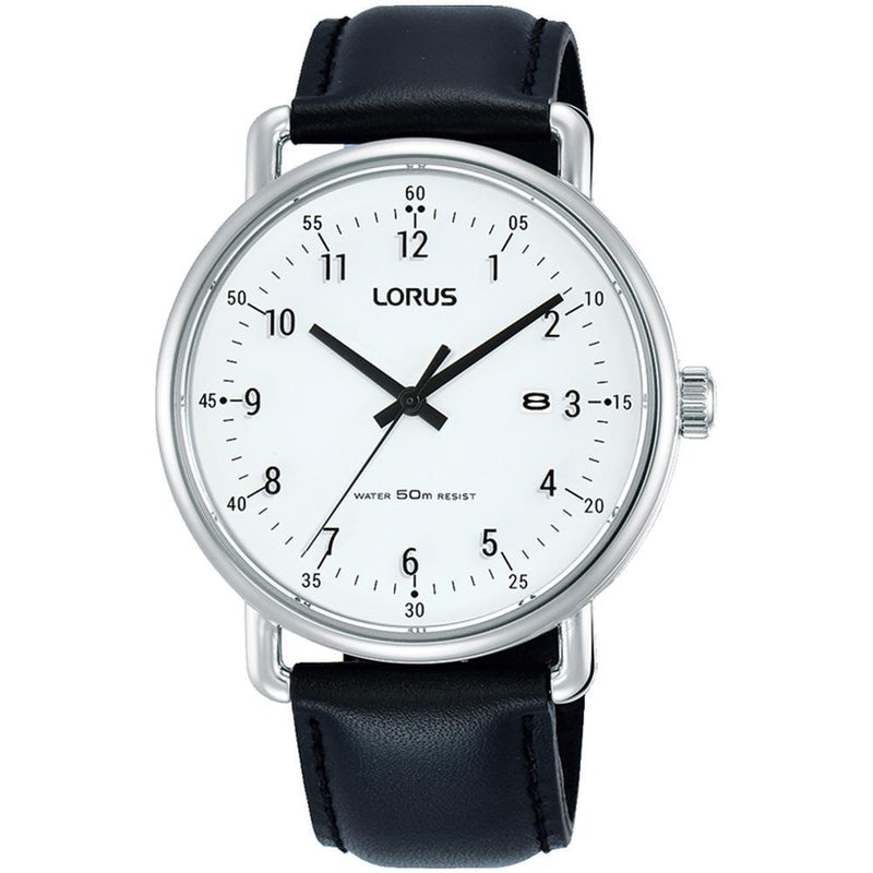 Lorus Dress Silver Men's Watch -  RH913KX-9