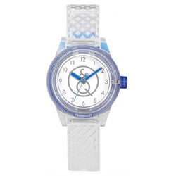 Q&Q SmileSolar Mini White Solar Unisex Watch - RP01J008Y