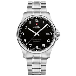 Swiss Military Stainless Steel Men's Watch - SM30200.16