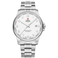 Swiss Military Stainless Steel Men's Watch - SM30200.17