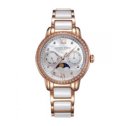 Aries Gold Enchant Luna Women's Watch - L58010L RG-MP