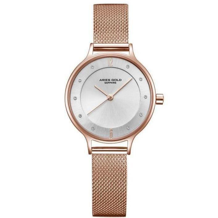 Aries Gold Enchant Rose Gold Women's Watch - L 5033Z RG-W