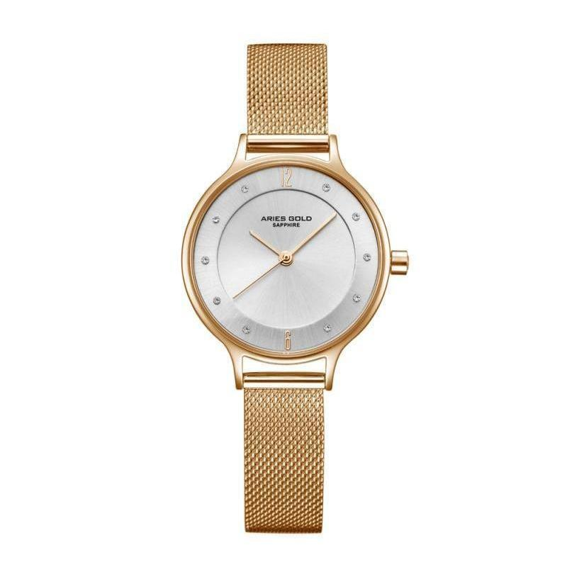 Aries Gold Enchant Women's Watch - L 5033Z G-W