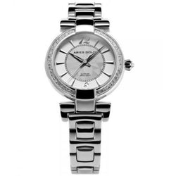 Aries Gold Ladies Enchant Quartz Watch - L-500-S-WHITE