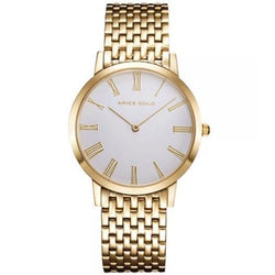 Aries Gold Mens Heritage Quartz Watch - G-1009-G-RW