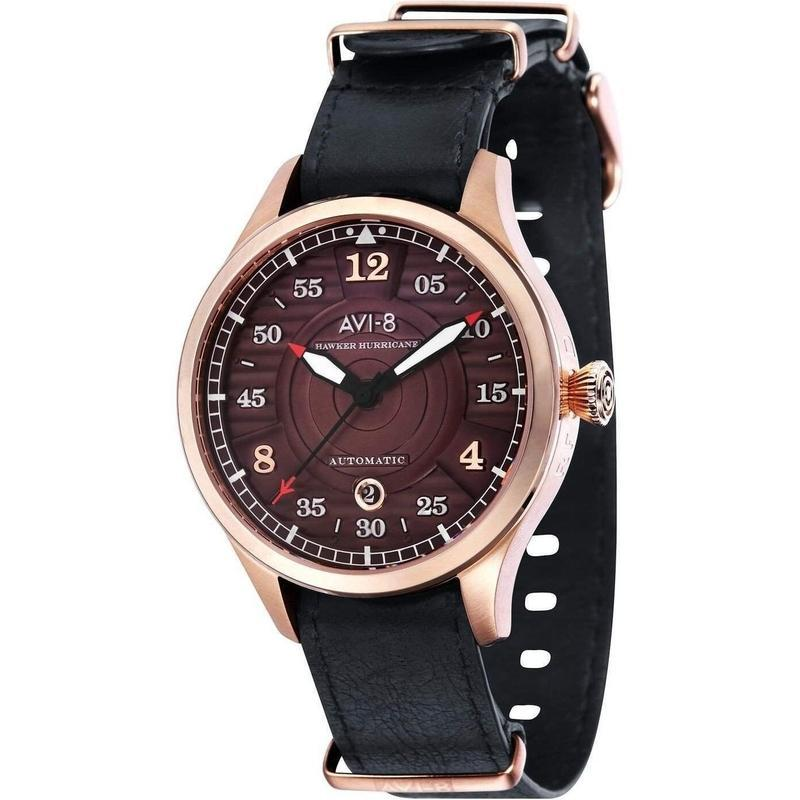 AVI-8 Hawker Hurricane Men's Automatic Watch - AV-4046-02