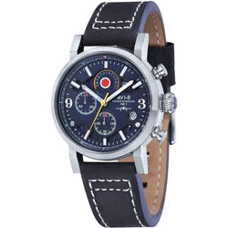 AVI-8 Hawker Hurricane Men's Leather Watch - AV-4041-03