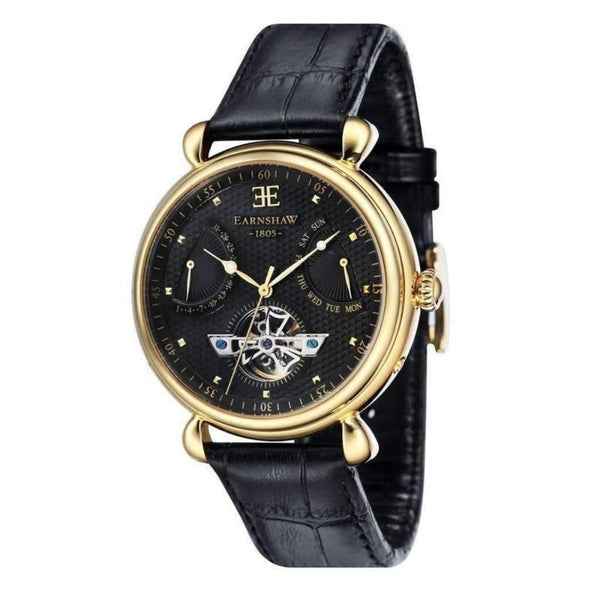 Earnshaw Grand Calendar Men's Watch  - ES-8046-08