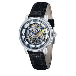 Earnshaw Longcase Automatic Men's Watch - ES-8040-01