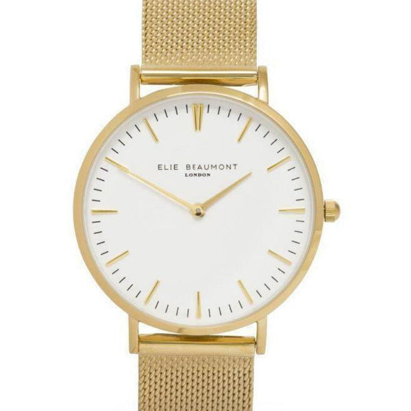Elie Beaumont Ladies Oxford Watch - Large - EB805GM.5