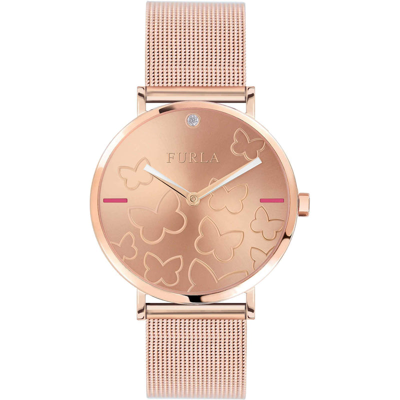 Furla Mesh Women's Watch - R4253113501