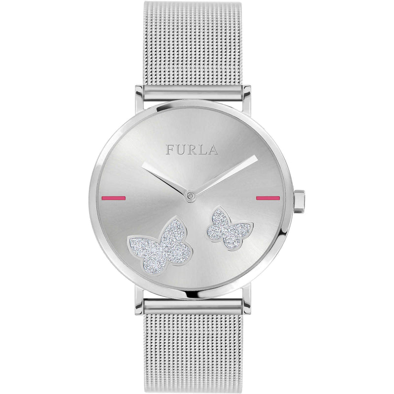 Furla Mesh Women's Watch - R4253113503