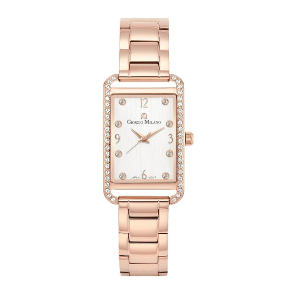 Giorgio Milano Rose Gold Women's Watch - 210RG2