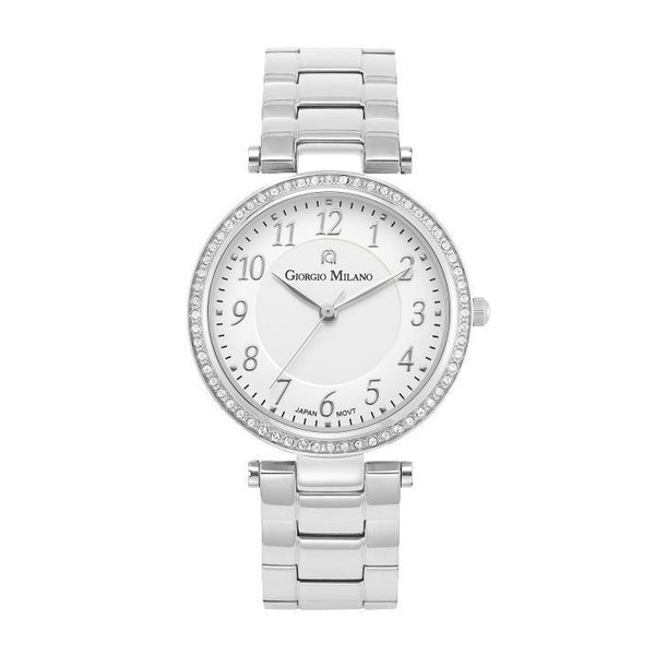 Giorgio Milano Stainless Steel Ladies Watch - 204ST2