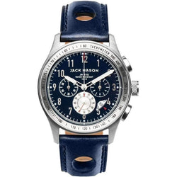 Jack Mason Racing Chronograph Leather Mens Watch - JM-R102-015