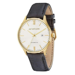 James McCabe London Automatic Leather Mens Watch - JM-1025-02