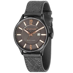 James McCabe London Slim Leather Mens Watch - JM10270A
